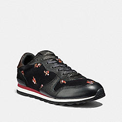 C142 WITH BABY BOUQUET PRINT - BLACK MULTI - COACH FG2976