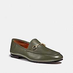HALEY LOAFER - MILITARY GREEN - COACH FG3110