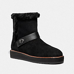ILLIA BOOT - BLACK - COACH FG3155