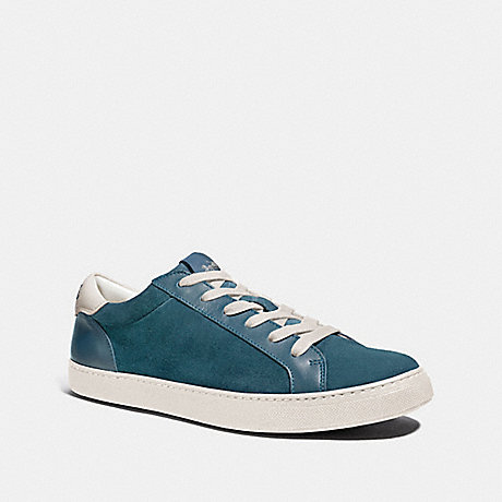 COACH C126 LOW TOP SNEAKER - MINERAL - FG3205