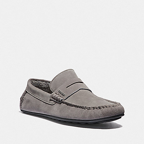 COACH SLIPPER - HEATHER GREY - FG3210