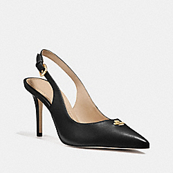 ALLIE PUMP - BLACK - COACH FG3460