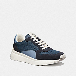 TECH RUNNER IN COLORBLOCK - BLUE/MULTI - COACH FG3510