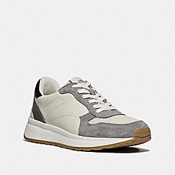TECH RUNNER IN COLORBLOCK - WHITE/MULTI - COACH FG3510