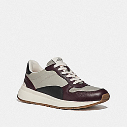 TECH RUNNER IN COLORBLOCK - LIGHT GREY MULTI - COACH FG3510