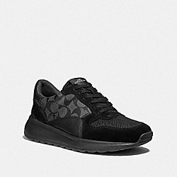 TECH RUNNER - BLACK/BLACK - COACH FG3511