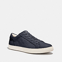 C126 LOW TOP SNEAKER - NAVY - COACH FG3838