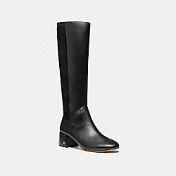 TONI BOOT - BLACK - COACH FG4190