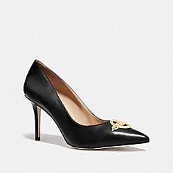 AUDREY PUMP - BLACK - COACH FG4272