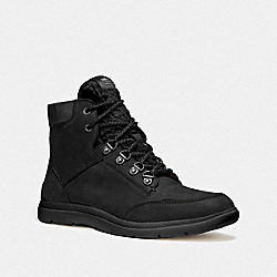 HIKER BOOT - BLACK - COACH FG4292
