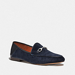 HALEY LOAFER - NAVY - COACH FG4305