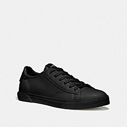 C136 LOW TOP SNEAKER - BLACK - COACH FG4411