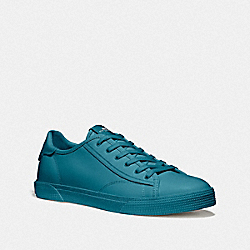 C136 LOW TOP SNEAKER - DARK ATLANTIC - COACH FG4411