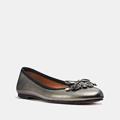 LOLA 茶香玫瑰芭蕾舞鞋