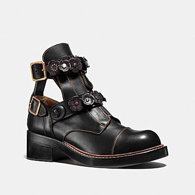 CUT OUT機車騎士靴