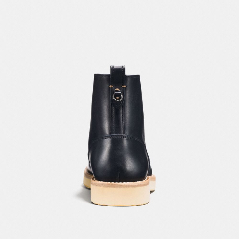 Coach Derby Boot With Shearling Alternate View 2