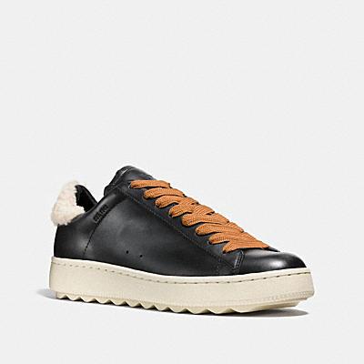 C101 翻羊毛休閒鞋