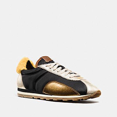 C122 麂皮與翻皮羊毛休閒鞋