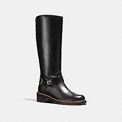 SUTTON BOOT - BLACK - COACH G1375