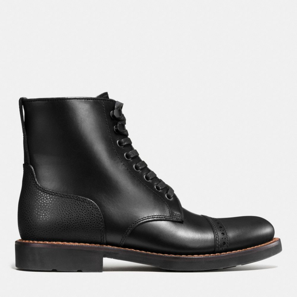 Bleecker Cap Toe Boot - Alternate View A1