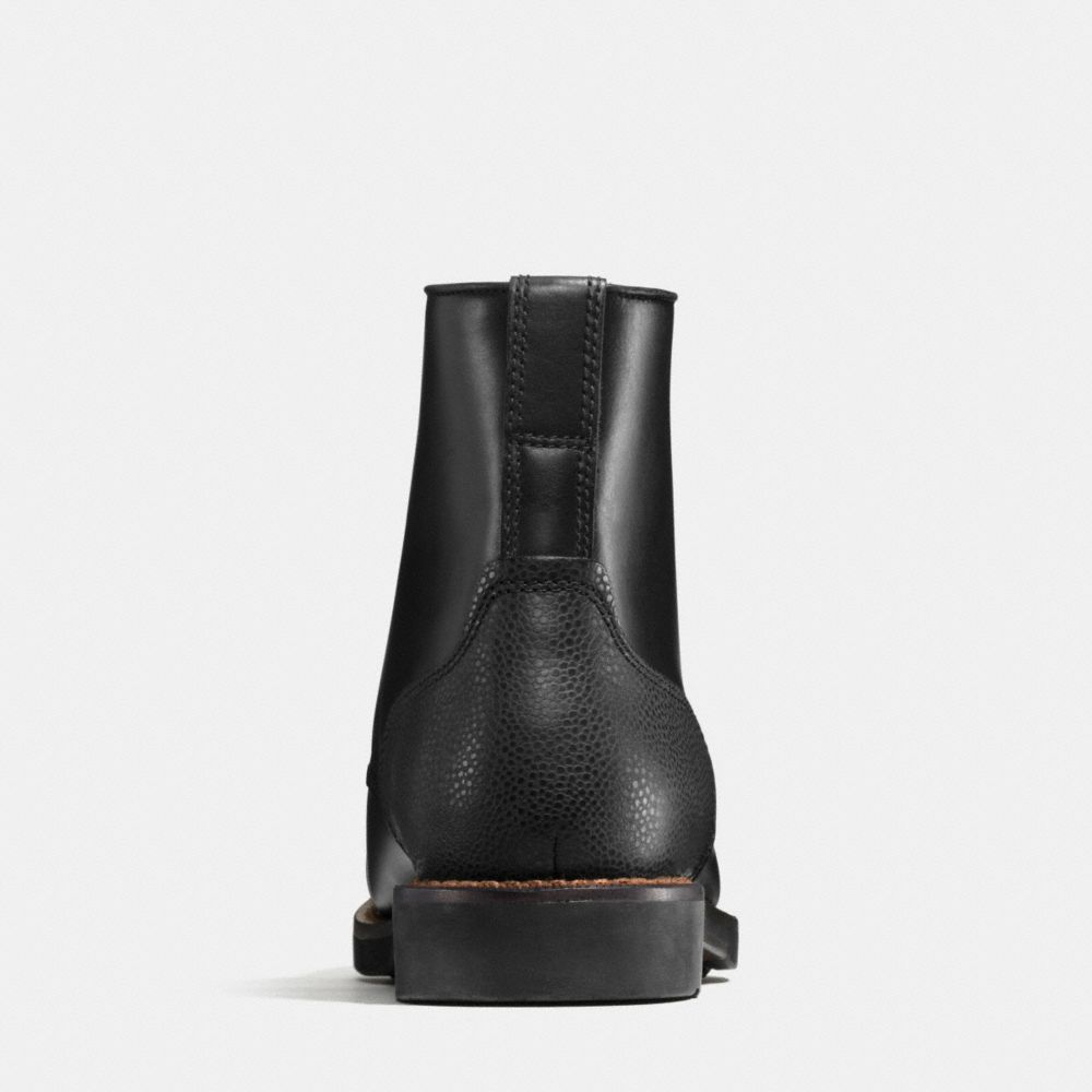 Bleecker Cap Toe Boot - Alternate View A2