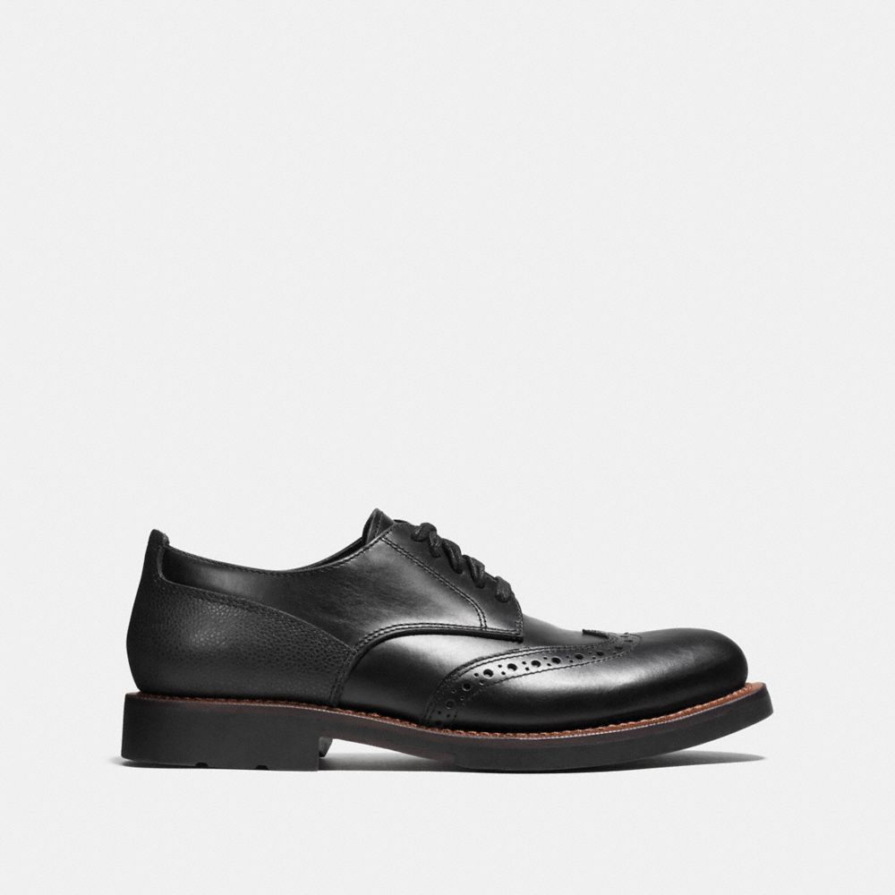 Bleecker Wingtip Derby Shoe - Alternate View A1