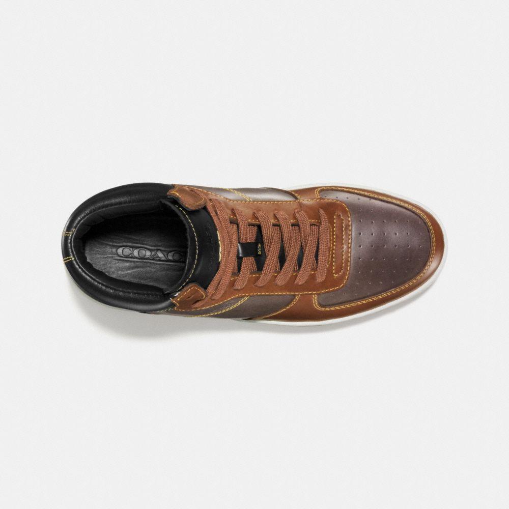 Patchwork C210 High Top Sneaker - Alternate View L1