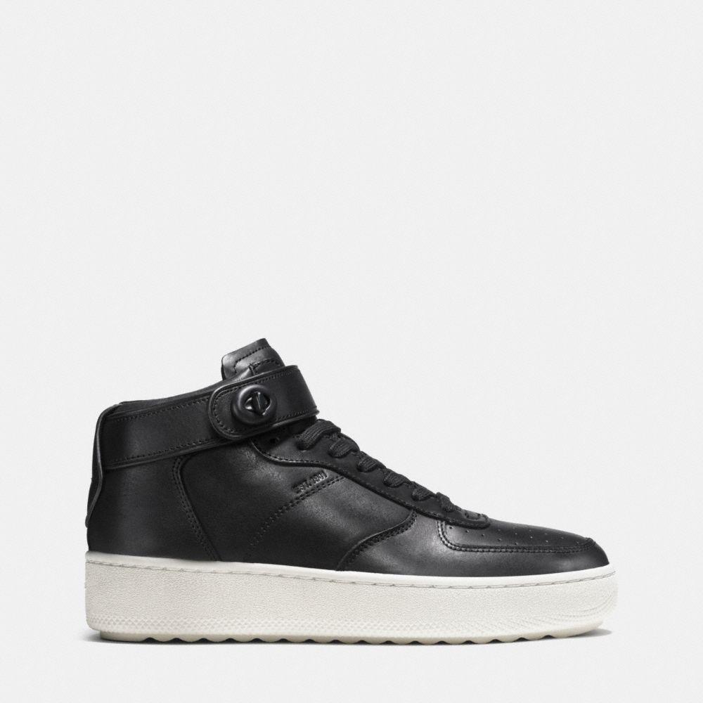 Turnlock C210 High Top Sneaker - Alternate View A1