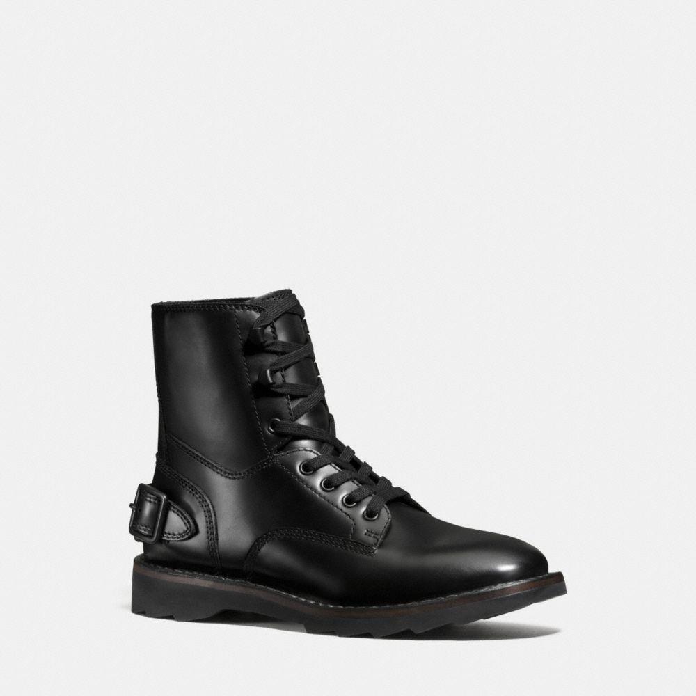 Coach Combat Boot