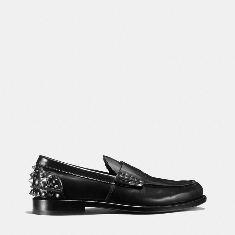 Studded Loafer - Alternate View A1
