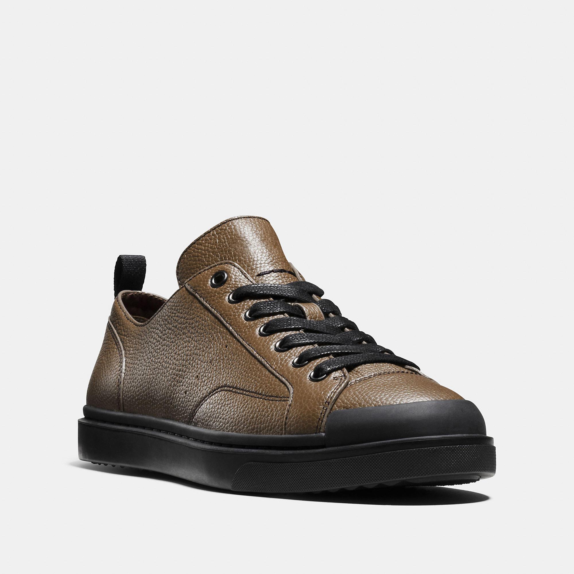 Coach C214 Low Top Sneaker