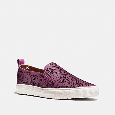 C115 立體茶香玫瑰運動鞋