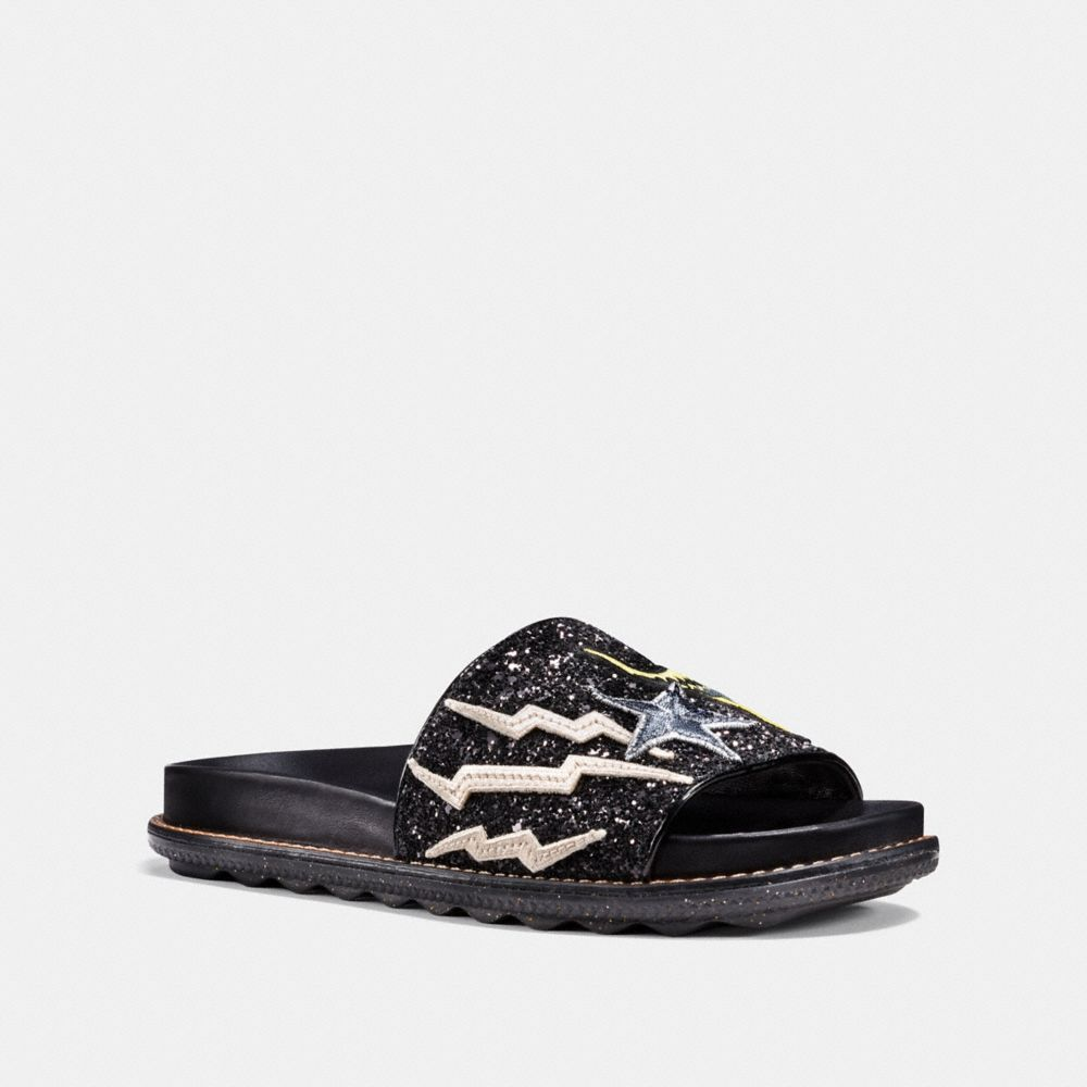 COACH REXY SPORT SLIDE - WOMEN'S