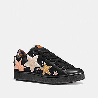 C101 星星徽章運動鞋