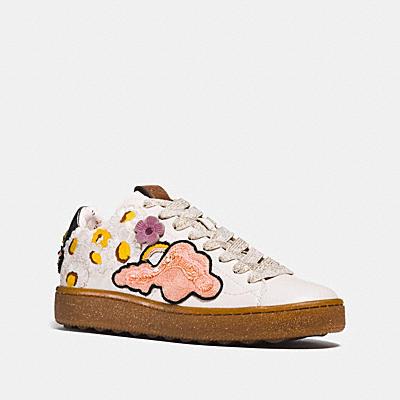 C101 雲朵徽章運動鞋