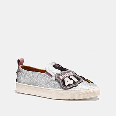 C115 櫻桃徽章運動鞋