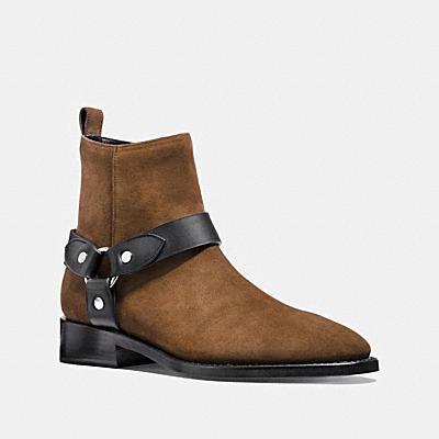 馬具細節短靴
