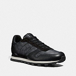 C118 RUNNER - CHARCOAL/BLACK - COACH G2374