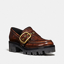 GRAND LOAFER - LION - COACH G2448