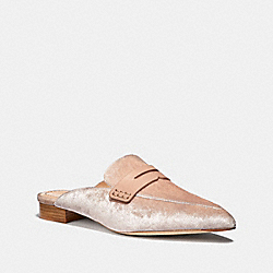 NOVA LOAFER SLIDE - NUDE - COACH G2837