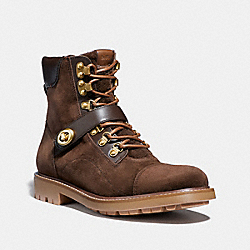 HIKER BOOT - SADDLE/TOBACCO - COACH G2929