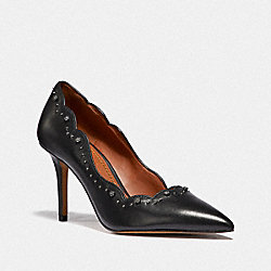 WAVERLY PUMP - BLACK - COACH G3154