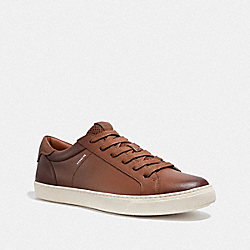 C126 LOW TOP SNEAKER - SADDLE - COACH G3904