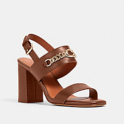 MARI SANDAL - SADDLE - COACH G4248