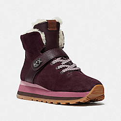 COACH CITY HIKER - OXBLOOD - COACH G4301