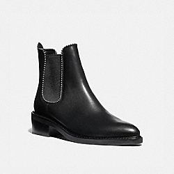 BOWERY BOOTIE - BLACK - COACH G4369