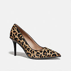 WAVERLY PUMP - NATURAL - COACH G4376