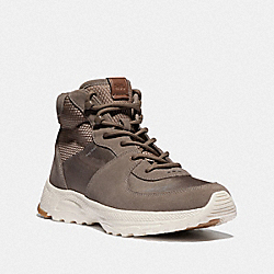 C250 HIKER BOOT - DIRTY GREY MULTI - COACH G4491