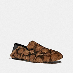 SLIPPER - CAMEL - COACH G4576