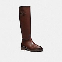 RILEE BOOT - WALNUT - COACH G4592